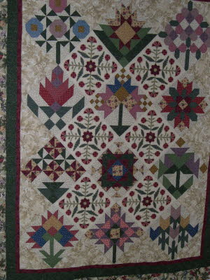 One of the Beautiful Quilts