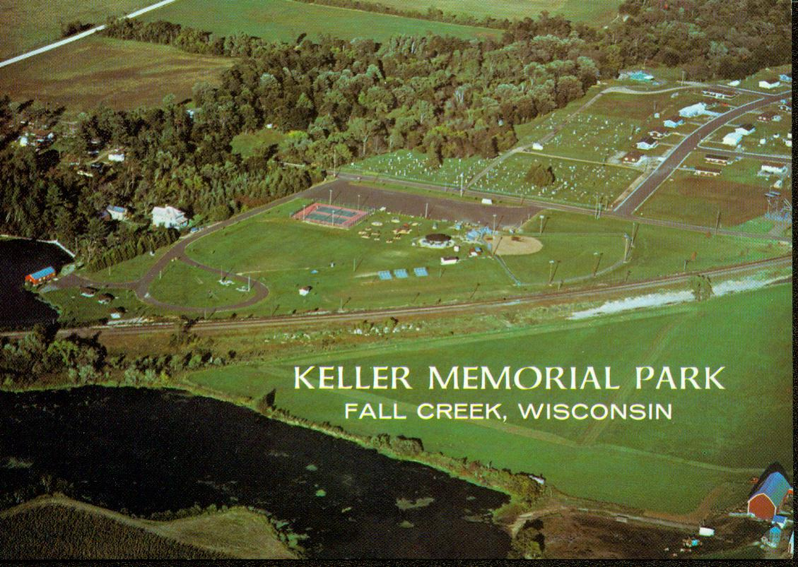 keller memorial park post card02